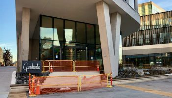 Roosevelt Island Graduate Hotel, Under Construction