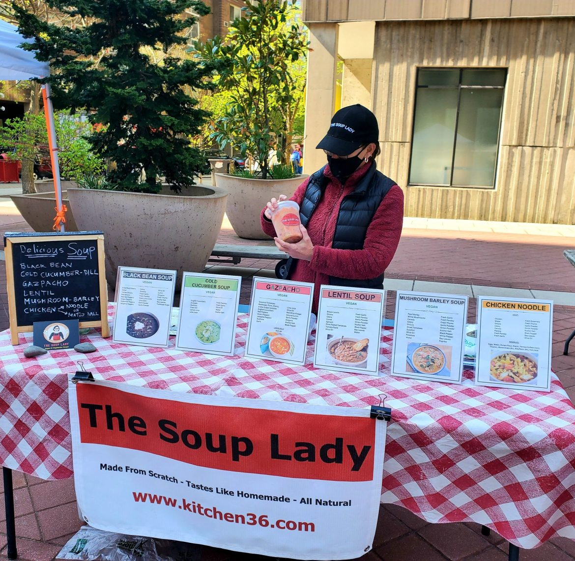 The Soup Lady and Me