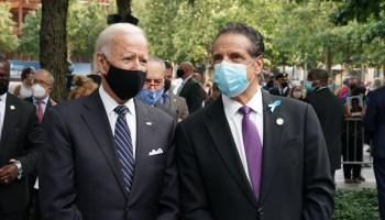 Biden with Cuomo