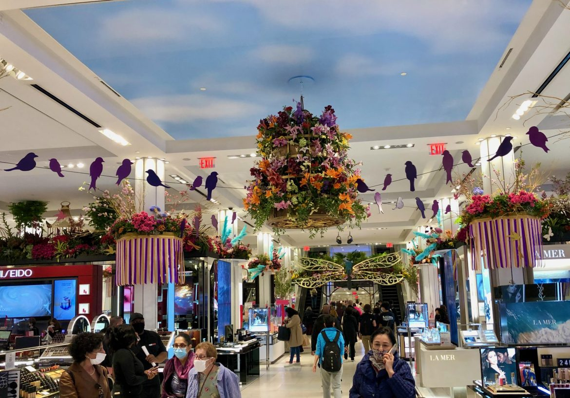 Macy's Flower Show 2021, In Case You Missed It