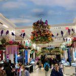 Macy's Flower Show 2021, Birds in the Sky