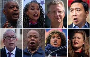 New York Mayor Candidates 2021
