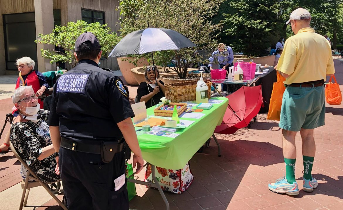 Scenes From a Spring Kickoff: RIDA's Health and Resource Fair