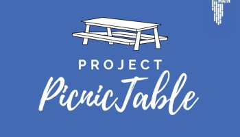 Project Picnic Table