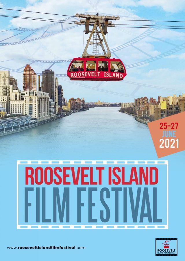 First Roosevelt Island Film Festival Poster