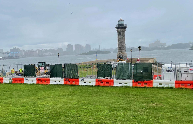 Transitioning Roosevelt Island's Lighthouse Park