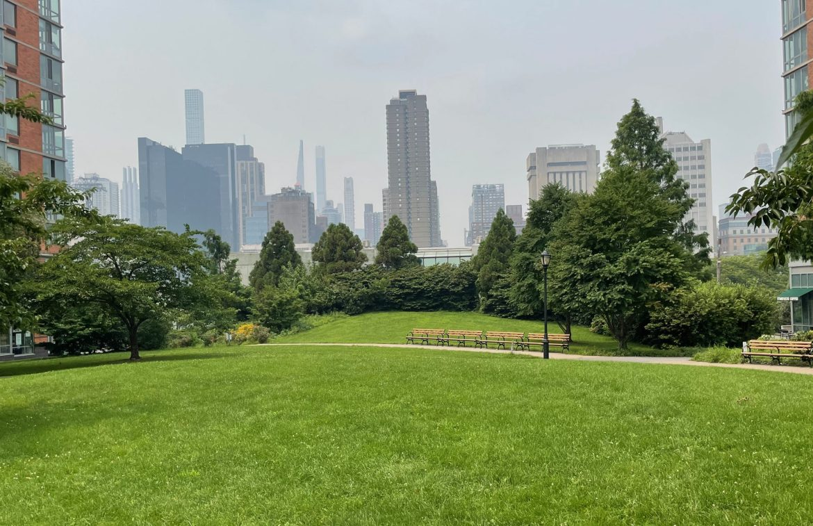 Climate Change, West Coast Fires Mean Filthy Air for New York City