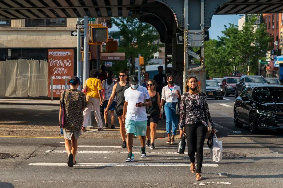 New York City's Population Booms — But Not for Everyone, Everywhere