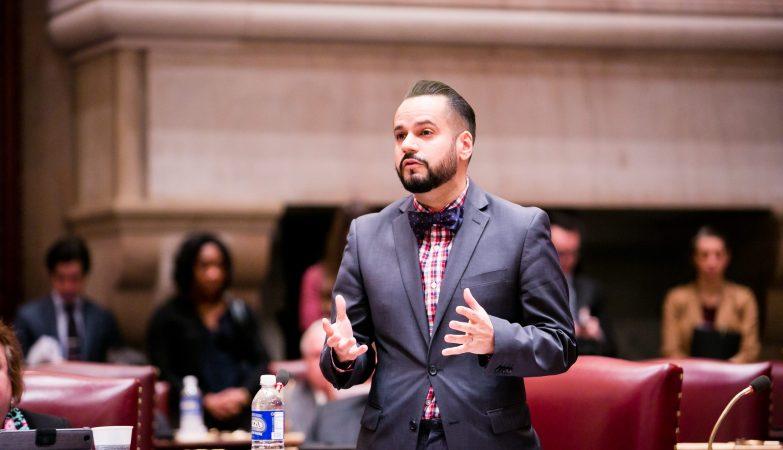 Senator José Serrano