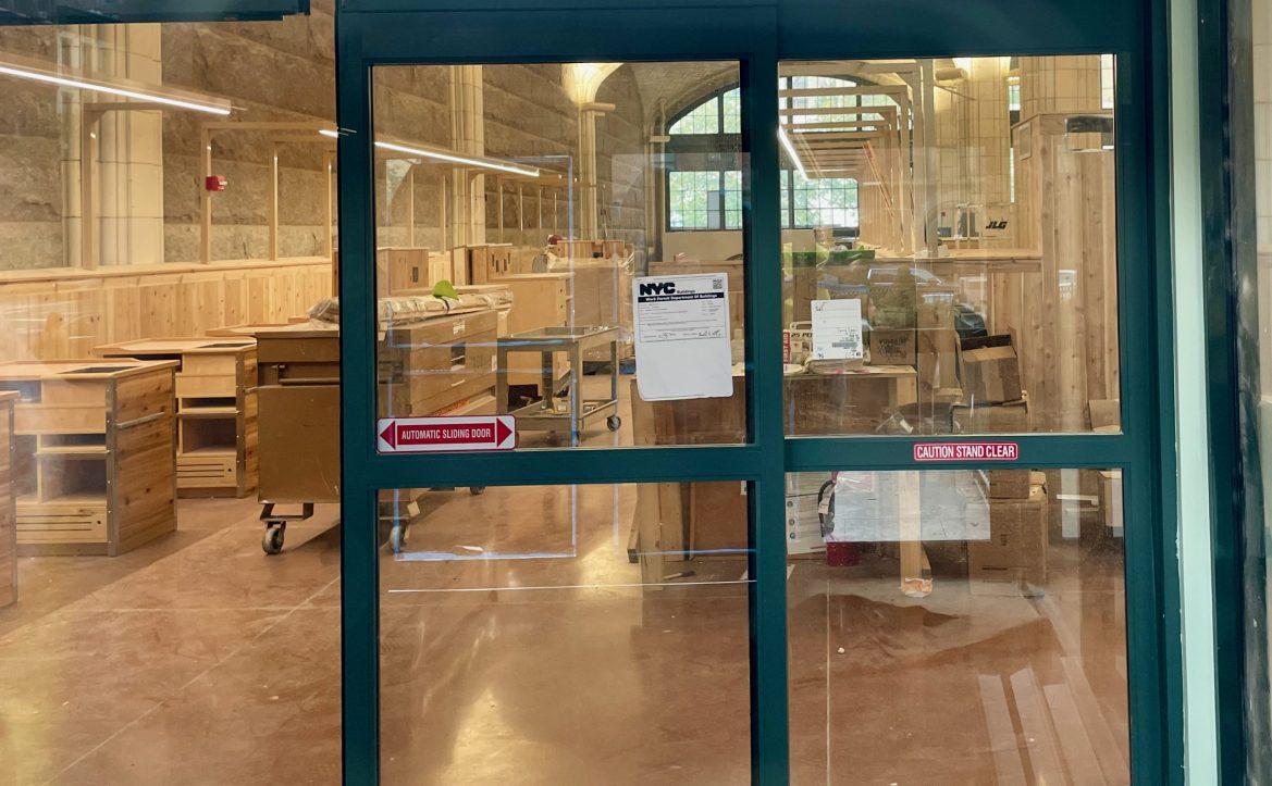 We got a quick peek inside Trader Joe's Bridgemarket…