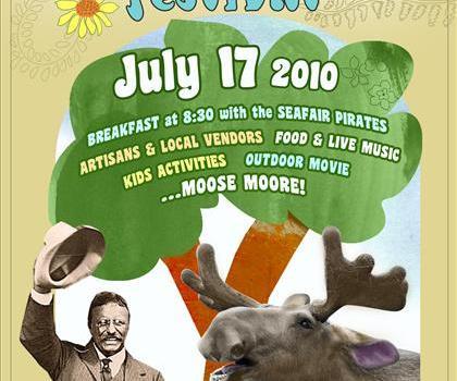 Bull Moose Festival