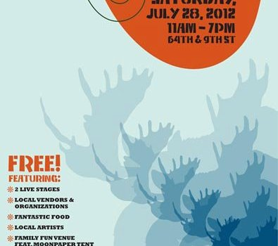 Bull Moose Festival 2012 – volunteers still needed