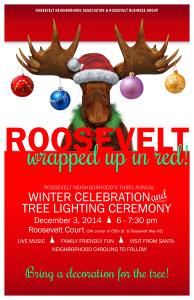 roosevelt tree lighting
