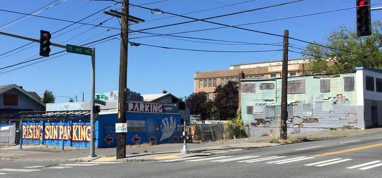 Fruit Stand Buildings to be Demolished