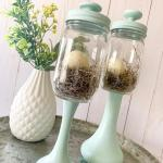 Diy Apothecary Canisters Using Mason Jars Roost Restore