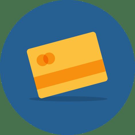 Card gold