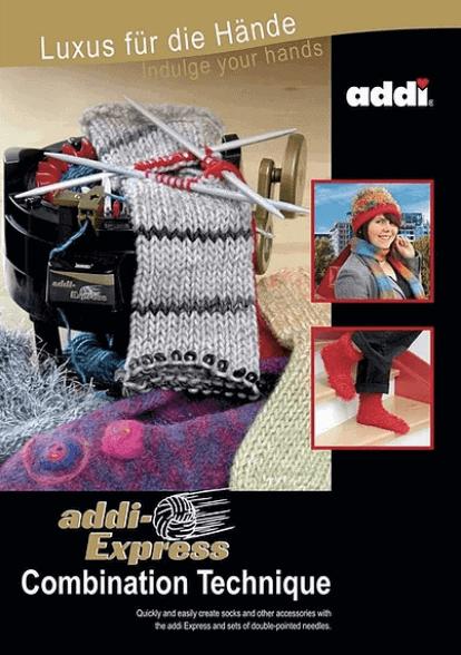 981-0 Addi Express Comb-Techniques