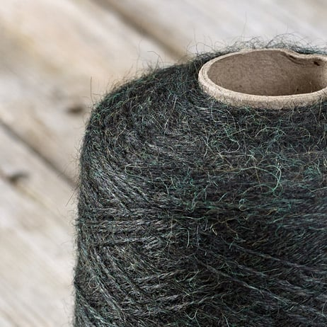 C314 Dark green cone yarn