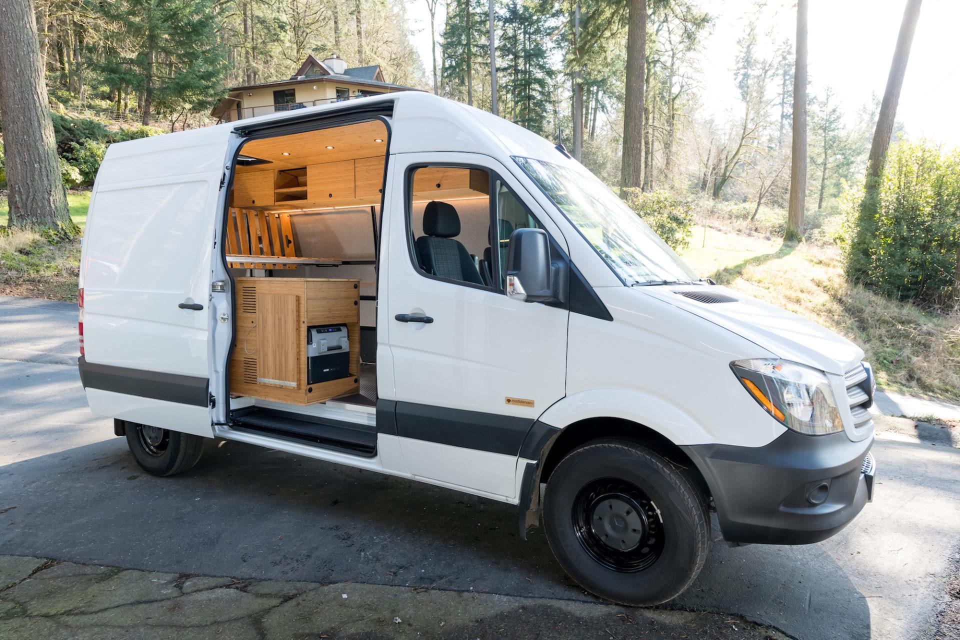 Roost Vans Custom Van Conversions