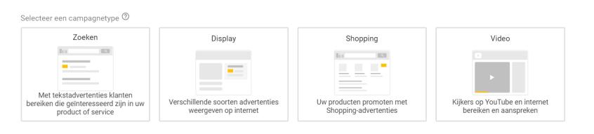 02-g-Ads-campagnetypes-1024x231 Adverteren met Google Ads voor beginners (2019)