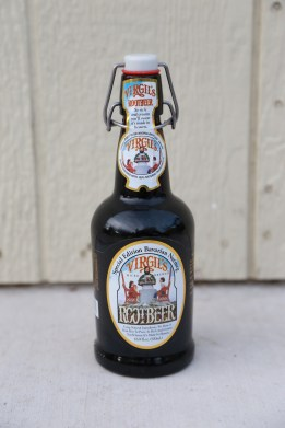 Virgil's Special Edition Bavarian Nutmeg Root Beer