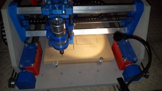 Root 2 Milling MDF