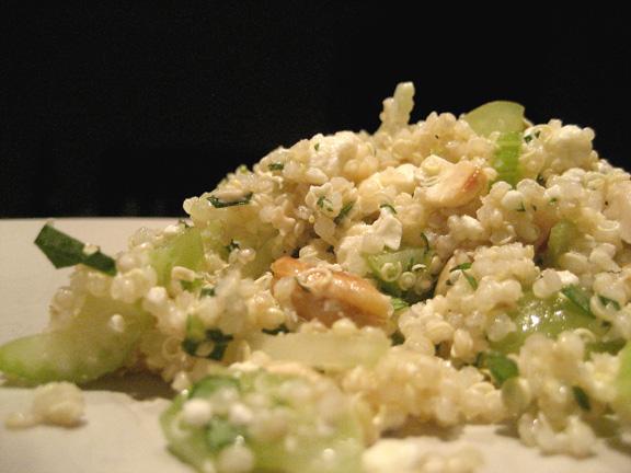 Quinoa and Feta Salad