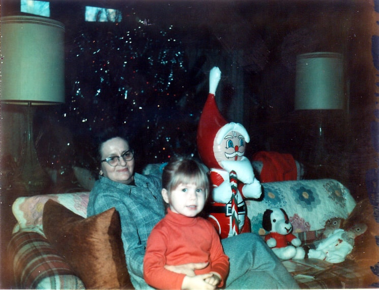 All I want for Christmas, Christmas 1977