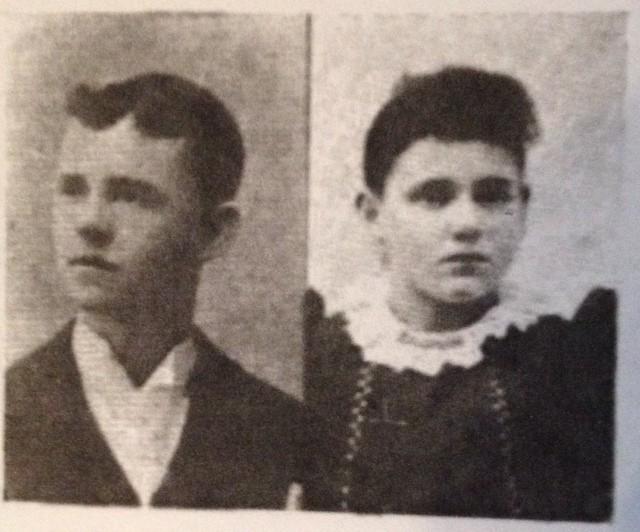 William and Catherine Davis
