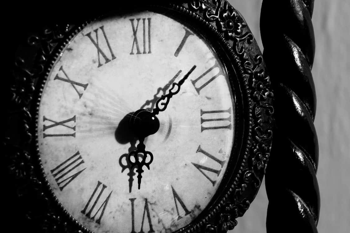 antique clock, genealogy, ancestors
