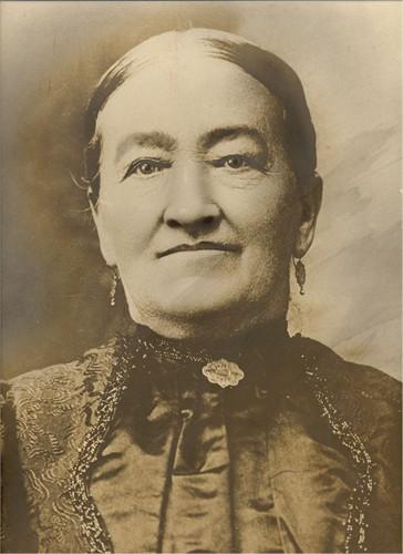 Sophia Arnold circa 1880