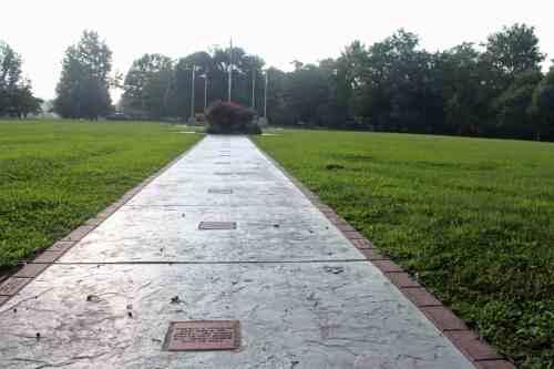 Veterans Remembrance Walk