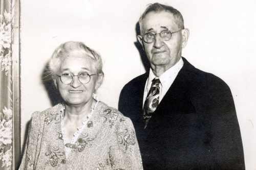 Jake and Anna Mueller