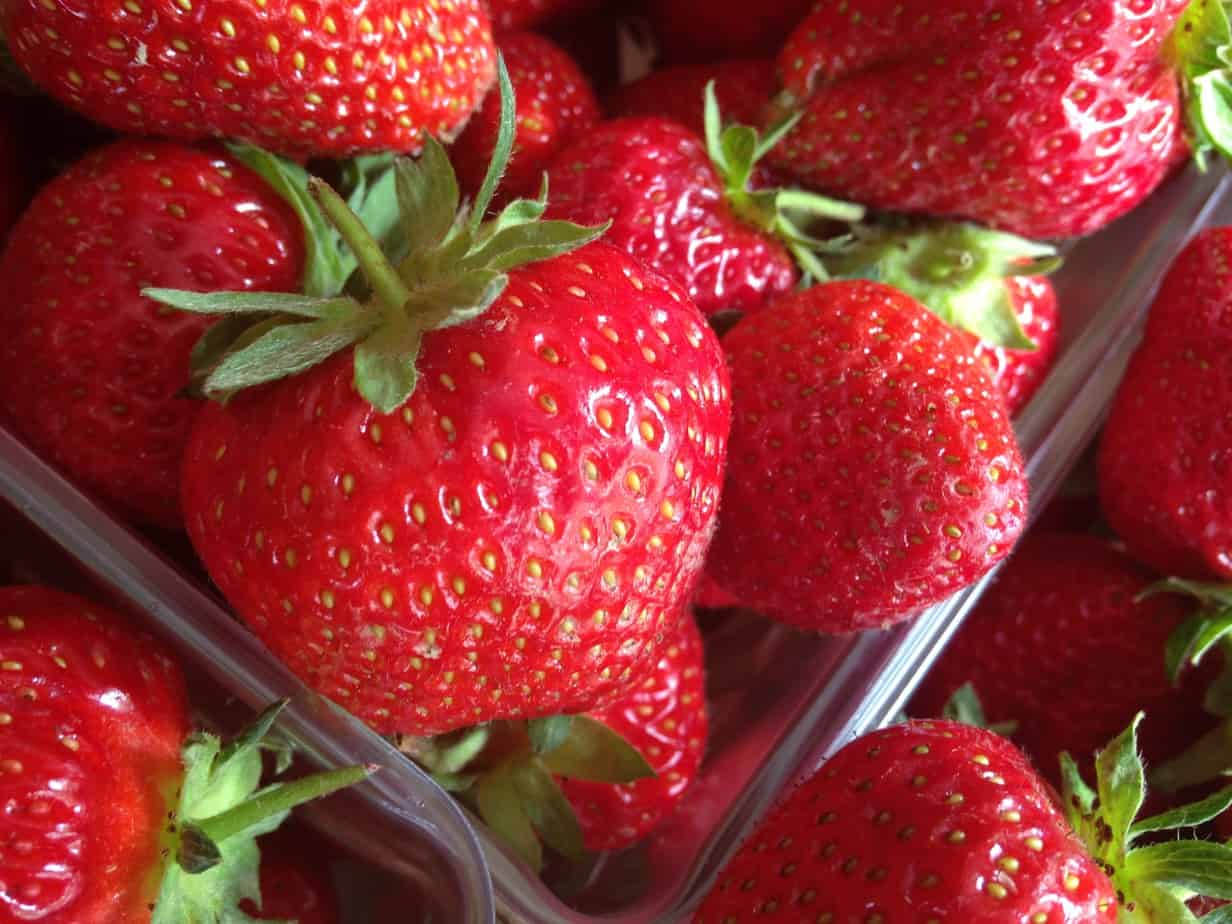 Flamm Orchard Strawberries