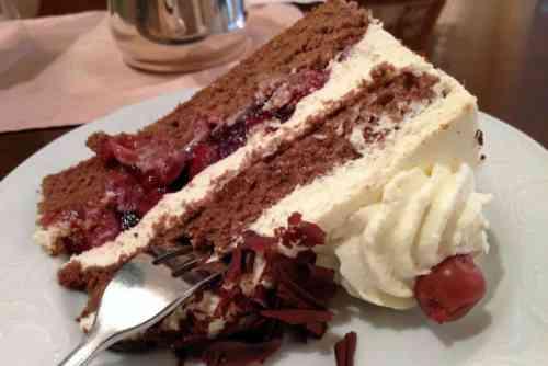 Black Forest Cake, Germany