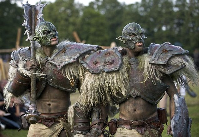 What Does Larping Tell Us About Ourselves Rooted