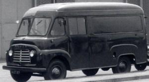 Commer BF Van - Rootes Danmark