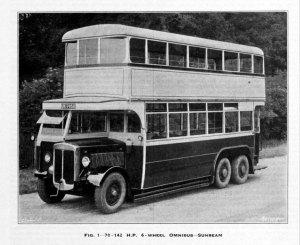 Sunbeam Omnibus