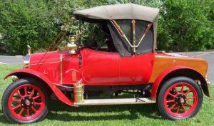 Hillman 9 hk 1913 - Rootes Danmark