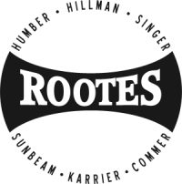 Rootes Group logo - Rootes Danmark