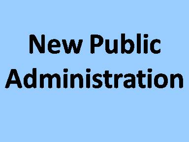 New Public Administration