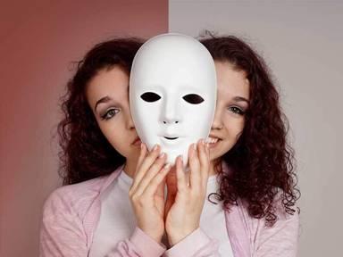 मानव व्यवहार का दोहरा व्यक्तित्व