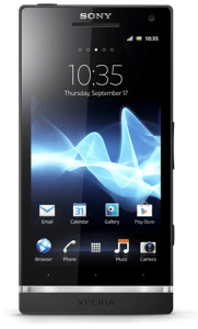 Sony Xperia S Android 4.1.2 update
