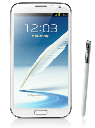 Samsung Galaxy Note 2 Android 4.3 ROM