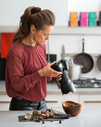 Food Photography: Tips & Tricks