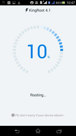 KingRoot Rooting OnePlus X