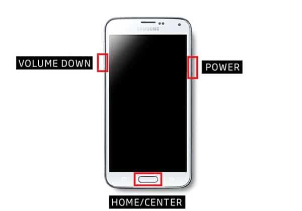 Descargar Bootloader Mode Samsung Smartphone