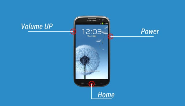 Recovery Mode Keys Combination Samsung Smartphone