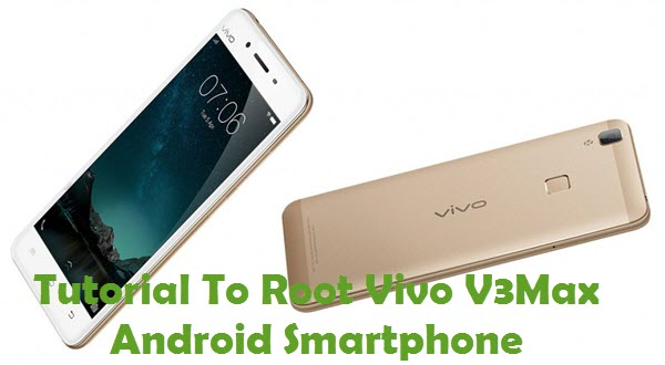 How To Root Vivo V3Max Android Smartphone Using Kingo Root