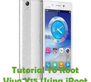 How To Root Vivo Y91 Smartphone Using iRoot With PC